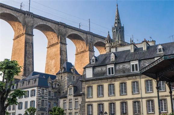 3-star boutique hotel in the centre of Morlaix